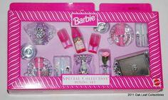Vintage 1997 Barbie Special Collection Horse Care Set With White Barbie Horse for sale online Barbie Playsets, Barbie Toys, Mattel Dolls, Vintage Barbie Dolls, Barbie Clothes, Barbie 1990, Barbie And Ken, Dollhouse Furniture Kits, Barbie Kitchen