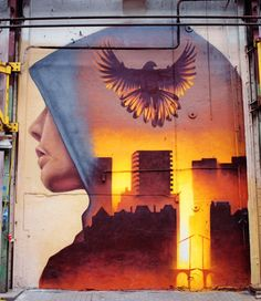 Martin Tavers - Amsterdam Global Street Art
