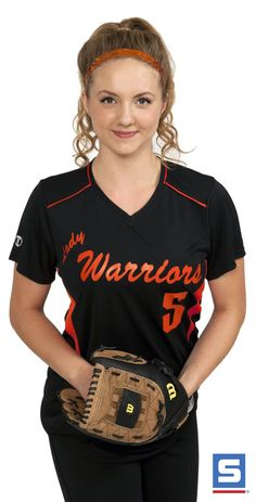 Warriors - If creating softball and baseball uniforms are a battle, you're working too hard. Any Word. Any Way. offers hundreds of layout option in materials for every fabric. Pair it with pre-cut numbers and you'll be creating team uniforms in seconds. All you need is a heat press.