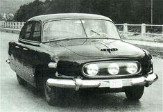 tatra | Tatra 603 , 1955
