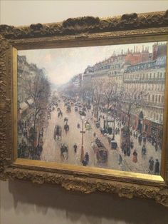 boulevard  camille  pissarro 1830_1903