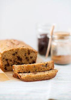 Whole Wheat Cinnamon Chocolate Chip Bread Recipe