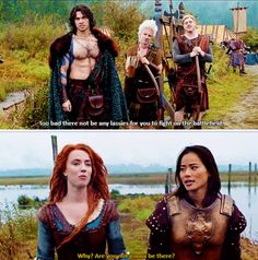 Have not watched this season by Merida looks sassy-Merida on Once Upon a Time