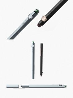 The ' Fidget Pen ' is designed for the users unconscious actions. People can overcome anxiety and worries by using the ' fidget pen Pen Design, Design Blog, Fidget Pen, Pens And Pencils, Stationery Pens, Mechanical Pencils, Writing Instruments, Fountain Pen, Industrial Design