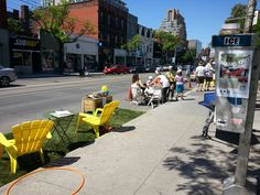 Transforming People's Queen Street 2014 #100in1Day