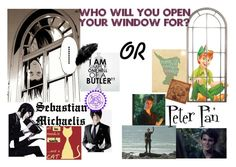 """WHO WILL YOU OPEN YOUR WINDOW FOR?"" by missnerd-liz on Polyvore featuring art"