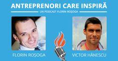 Podcast 105 Un antreprenor inspirat de Antreprenori care Inspiră: Marian Grosu Ecommerce, Catamaran, Itunes, Interview, Projects To Try, Web Design, Victoria, Train, Marketing