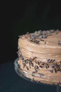 Banana Caramel Upside-Down Cake on MyRecipeMagic.com  #recipe #cakes #baking #cooking