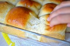 Yammie's Noshery: Hawaiian sweet rolls, can't wait to try these :)