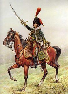 Officier du 7e Regiment