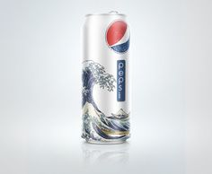 Pepsi Can (Concept) on Packaging of the World - Creative Package Design Gallery