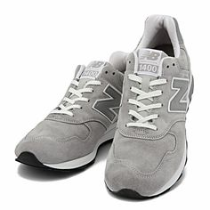 M1400 JGY | Made in USA/UK | ライフスタイル | シューズ | メンズ | shop new balance|ニューバランス Emporio Armani, New Balance, Shoes Sneakers, Footwear, Clothing Apparel, Sports, Tennis, Favorite Things, Blue