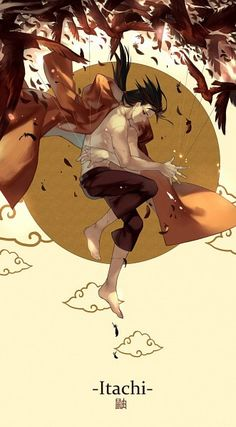 Tags: Anime, NARUTO, Uchiha Itachi, Joseph Lee