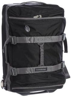 Timbuk2 22-Inch Conveyor Wheeled Duffel Bag (Black/Black/Black, Medium)