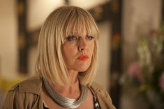 Acorn TV recently dropped the first episode of Agatha Raisin Season Is there any news about Agatha Raisin Season 4 from the streaming network? Ashley Jensen, Mystery News, Agatha Raisin, Amazon Prime Shows, Layered Bob Short, Scottish Accent, Fan Image, Streaming Tv Shows, Layered Bob Hairstyles
