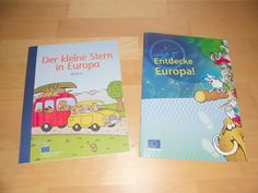 materialwiese: KOSTENLOS: Europa in der Grundschule
