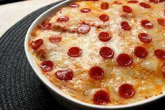 Mama's Pizza Casserole | RecipeLion.com