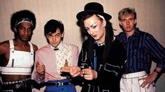Culture Club | The War Song