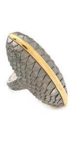 Feather Ring - Shopbob