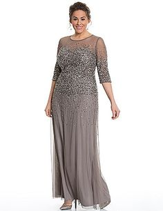 groom dress Sequins Long Plus Size Long Mother of the Bride Dresses with sleeves Mother Of The Bride Plus Size, Mother Of The Bride Dresses Long, Mothers Dresses, Long Mothers Dress, Mob Dresses, Plus Size Dresses, Dresses With Sleeves, Peplum Dresses, Dress Tops