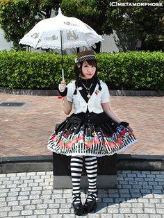 coordination # 284 - metamorphose temps de fille Bright Hair, Magical Girl, Lolita Fashion, Alternative Fashion, Pretty Dresses, Color Mixing, Harajuku, Punk, Kawaii