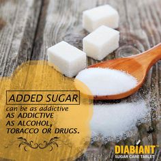 Sugar affects the same regions of brains as alcohol, tobacco or drugs does, triggering the pleasure sensors release dopamine, a drug that causes to eat more, even when you are not hungry.  #Diabiant #sugar #Tobacco #Drugs #alcohol #Diet #addiction #Diabetes #socialsaturday