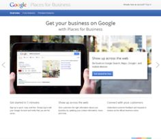 Google have rolled out in the UK a dashboard from which you can now manage your local listing. This update brings together the previous Google Places dashboard and Google + Local Business page, its now much more logical.Whereas confusion reigned regarding Google's initial phasing out of Google Places and subsequent replacement with Google+ Local listings, it is hoped that the re-designed dashboard will offer a far more streamlined and easy to