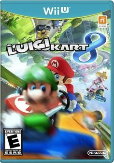 Today Marks the One-Year Anniversary of Mario Kart 8