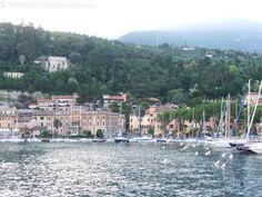 Toscolano, Lake Garda, Italy.