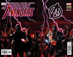 "Avengers (2013) #36 Incentive Bobby Rubio ""Deadpool 75th Anniversary Photobomb"" Variant"