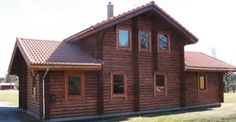 $18,000 Fully Equipped Swan Log Cabin Meets All the Need for Building a Family
