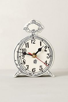 Molly Hatch Desk Clock