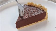 Chocolate Pies, No Bake Desserts, Food To Make, Sweet Tooth, Sweet Treats, Deserts, Oven, Cooking Recipes, Sweets