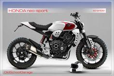 honda#neo sport#cb1000#special motorcycles#honda scrambler#neo scrambler classic
