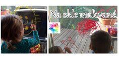 Na skle maľované Kids Crafts, Ferris Wheel, Montessori, Fair Grounds, Travel, Viajes, Destinations, Traveling, Trips