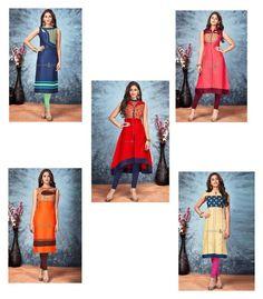 """Designer Long Kurtis Designs: Party Wear Pakistani Long Kurtis Latest Patterns | DESIGNERS AND YOU"" by designersandyou on Polyvore"