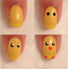 19 Nice easy nail designs ideas