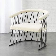 walkway chair | CB2