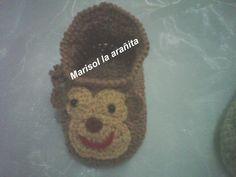 Zapatito mono