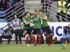 Eibar 0 - Athletic 1. 1/03/2015. Gol de Gurpegui.