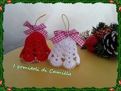 Crochet Christmas Decorations, Christmas Crochet Patterns, Crochet Snowflakes, Christmas Items, Christmas Angels, Picture Arrangements, Crochet Angels, Crochet Yarn, Diy And Crafts