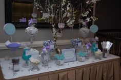 Candy Table   Lisa's Candy Buffet