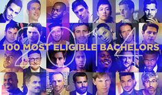 100 Most Eligible Bachelors, 2014   Out Magazine