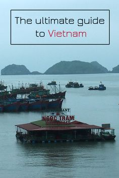 Paddy rice fields in Sapa,hustle and bustle in Hanoi,beautiful limestone pillars in Halong Bay and the underground tunnels of the Vietkong, this is Vietnam.