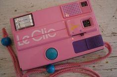 le clic camera- I had this camera