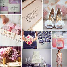 navy & pink theme