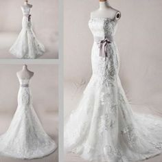 iN LOVE with this gown. Definitely the style I'm going for with my wedding dress