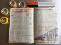 Bullet Journal Inspiration, Studying, Lilac, Meditation, Thoughts, Feelings, Blog, Syringa Vulgaris, Blogging