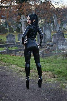 Gothic Dani graveyard