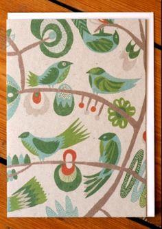 bird tree - sukie